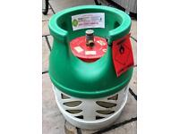 Propane lightweight Gas Bottle camping / BBQ / patio heater