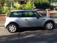 Mini one moted drives perfect clean car call 07503969399