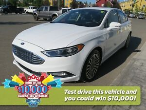 2017 Ford Fusion SE All wheel drive Sedan, 2.0l I4 GTDI