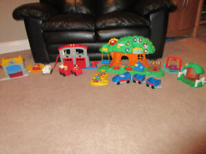Little People Fisher Price Lot
