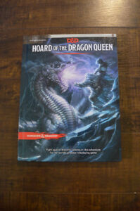 Dungeons and Dragons 5e Campaign Books