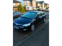 HONDA CIVIC 1.3 HYBRID AUTOMATIC TOP OF THE RANGE VERY GOOD CONDITION FULLY LOADED