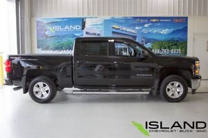 2015 Chevrolet Silverado 1500 LT | Tonneau Cover | Back-up Cam |