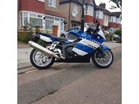 2006 BMW K1200S, ABS, HEATED GRIPS, FBMWSH, 12 MTHS MOT, 2 OWNERS (INC ME)