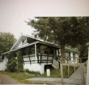 Acreage for rent 8 minutes from Edson!