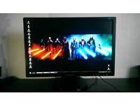 Samsung pc gaming monitor 1080p HD black