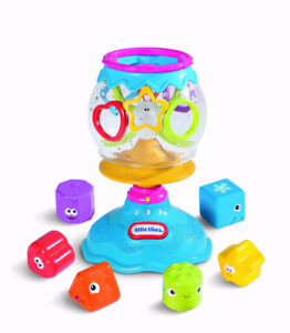 NEW:Little Tikes Discover Sounds Shape,Sort & Scatter - $25