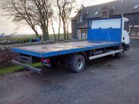 18ft x 8ft lorry body.