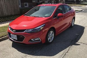 Chevy Cruze 2016 Turbo Engine