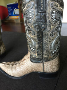 WESTERN STYLE BOOTS - COWBOY
