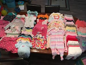 6-9 & 9 & 6-12 month girl clothing