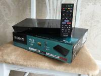 SONY Blu-Ray Portable DVD Player