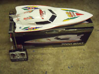 RADIO CONTROLLED SPEEDBOAT