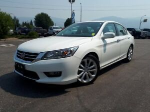 2014 Honda Accord Touring Sedan - LOW KM