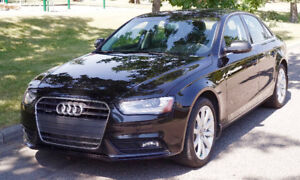 2013 Audi A4 Premium Plus Quattro Sunroof AWD Leather
