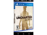 Uncharted: The Nathan Drake Collection PS4 game
