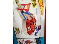 Hot wheel toy set