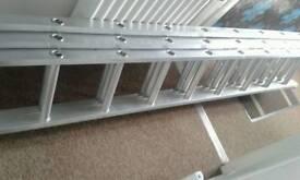 Trade tripple 10 rung lladders