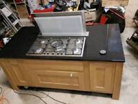 Luxury kitchen island for sale