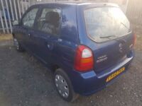 SUZUKI ALTO AUTOMATIC - 1 LITRE SMALL ENGINE.. ( ANY OLD CAR PX WELCOME )