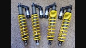 I am Looking for shocks for can am commander