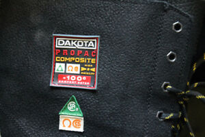 Dakota men's boots
