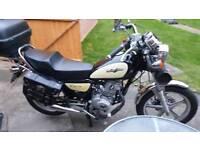 Lexmoto Vixen 125cc 2012