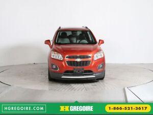 2014 Chevrolet Trax LTZ BOSE AUDIO SYSTEM CUIR BLUETOOTH
