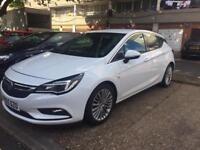 Vauxhall Astra 2015 1.4 turbo// WHITE//NEW SHAPE// QUICK SALE