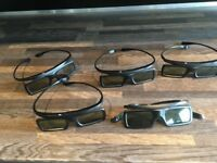 Samsung 3D active glasses (5pair)