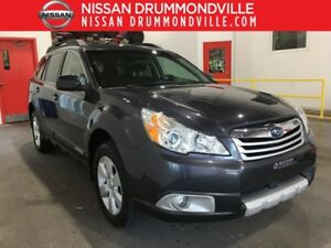 2012 Subaru Outback 2.5i , AWD, TOIT OUVRANT, ATTELAGE DE REMORQ