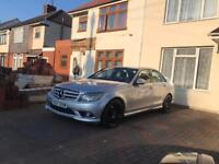 BREAKING ! MERCEDES C CLASS C220 CDI AMG SPORT 2007 BREAKING FOR PARTS