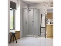 900 Quad shower doors - ONLY £299