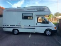 Ford Herald Squire CK Motorhome. L18ft. 1999. 2.5 Diesel. 10mths MOT. Pristine cond. Reluctant sale