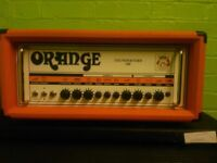 Orange Thunderverb 200w Guitar/Bass Head w/ Original Box