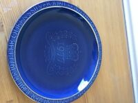 Queens Silver Jubilee 1977 commemorative plate
