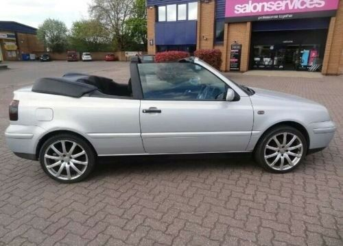 vw golf mk4 golf cabriolet volkswagen golf mk 3 5 convertible in stockbridge hampshire. Black Bedroom Furniture Sets. Home Design Ideas