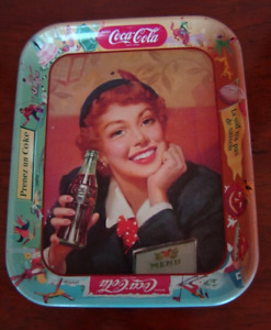 antique cabaret 1953 coca cola de tres beaux dessins