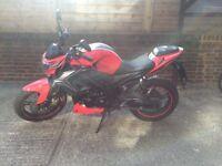 Ajs TN12 125cc motorcycle not Yamaha or Honda