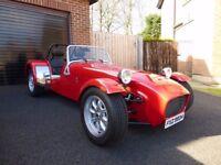 2014 Caterham Classic 1.4 'Seven', 3500 miles