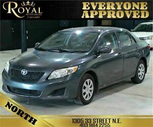 2010 Toyota Corolla CE. Excellent Shape, great on gas!