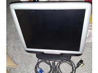"Hanns 19"" Monitor VGA/DVI"