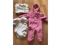 Bundle of baby clothes 3-6 month