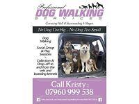 East Hull Dog Walker