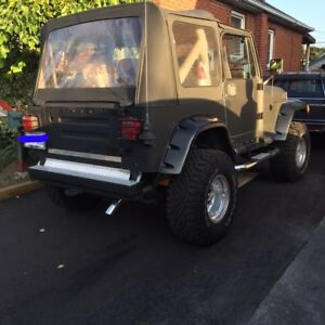 1989 Jeep TJ Convertible