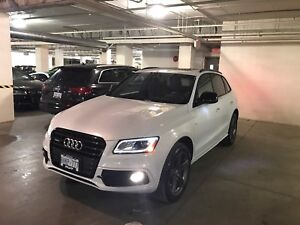Lease Takeover for 2017 Audi Q5 Rare Competion Package quattro