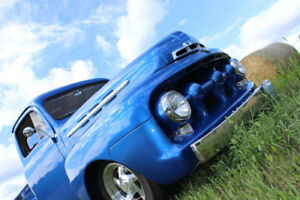 1951 Custom Ford F100 Truck For Sale