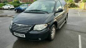 Chrysler Voyager 2.8crd Limited Automatic