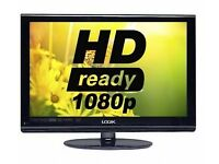 Logik 23.6 inch TV 1080p HD Ready DVD Player