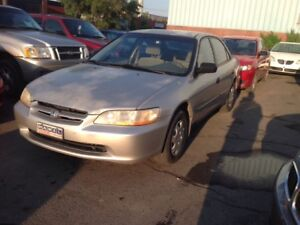 1998 Honda Berline Accord DX